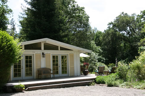 sonoma creek cottage